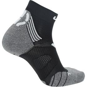 UYN Run Marathon Zero Socks Men black/white/grey